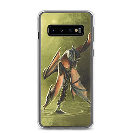 """Samsung Case """"Dragon"""" by Hymnodi"""