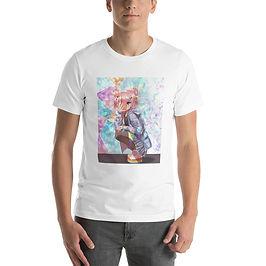 "T-Shirt ""Kaleidoscope Girl"" by Pigliicorn"