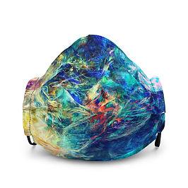 """Mask """"My Indigo"""" by Solar-sea"""