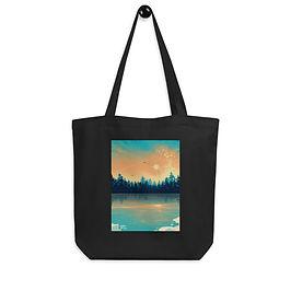 "Tote bag ""Winter Reflection "" by Saddielynn"