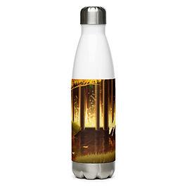 """Water Bottle """"Majestic"""" by Lizkay"""