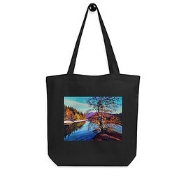"Tote bag ""Near the Water"" by ""Gudzart"""
