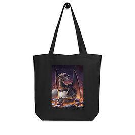 "Tote bag ""Hatchling"" by Hymnodi"
