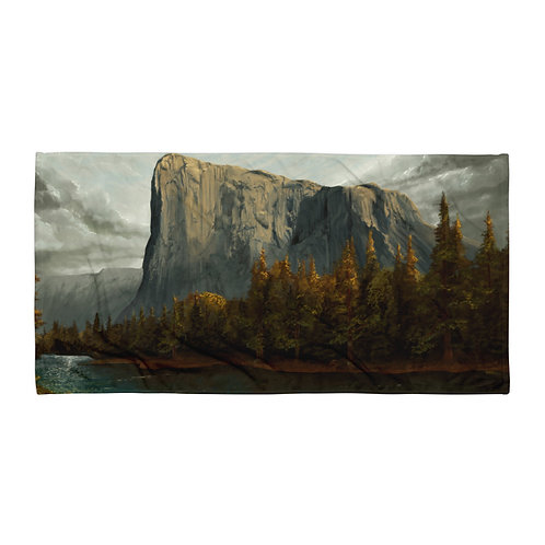 """Beach Towel """"El Capitan 2"""" by """"chateaugrief"""""""