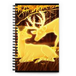 """Notebook """"Majestic II"""" by Lizkay"""