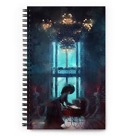 """Notebook """"Mother"""" by Dark-indigo"""