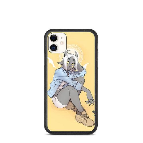 "iPhone case ""Xi-Fly"" by Vashperado"