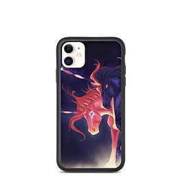 """iPhone case """"Error Not Found"""" by Astralseed"""