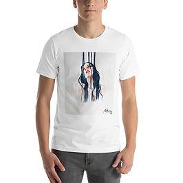 """T-Shirt """"Overflow"""" by Bikangarts"""