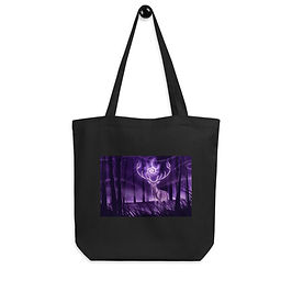 """Tote bag """"Stag"""" by Astralseed"""