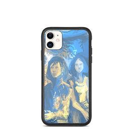 "iPhone case ""Megapolis Desert"" by Solar-sea"