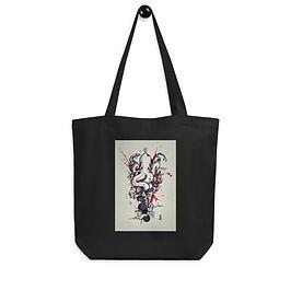 "Tote bag ""Octov3pres"" by ""remiismeltingdots"""
