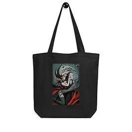 """Tote bag """"Wolf Vampire"""" by """"el-grimlock"""""""
