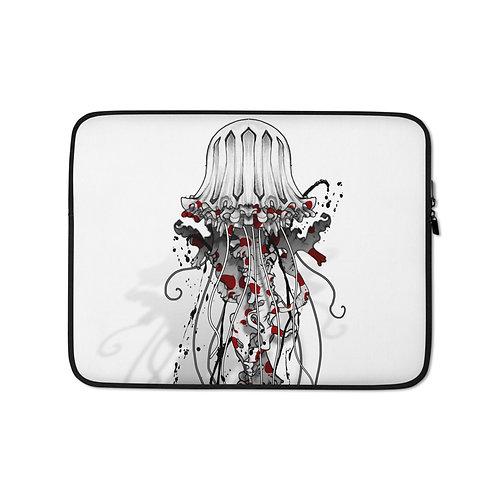 """Laptop sleeve """"Medusaforprintcanvas"""" by Remiismeltingdots"""