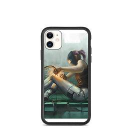 "iPhone case ""Self Help"" by Hymnodi"