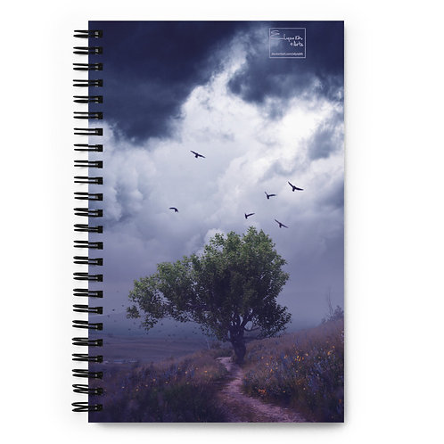 """Notebook """"The Strong Tree"""" by Elysekh"""