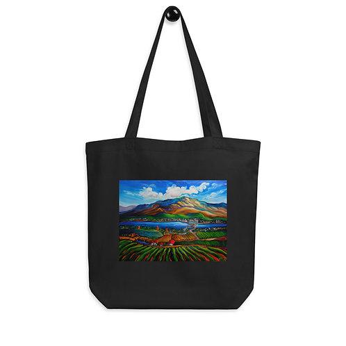 """Tote bag """"Osoyoos Vineyards"""" by """"LauraZee"""""""