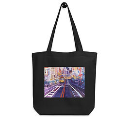 "Tote bag ""San Francisco"" by ""Takmaj"""