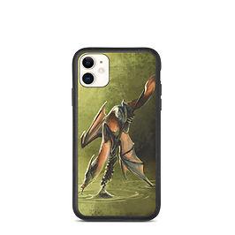 "iPhone case ""Dragon"" by Hymnodi"