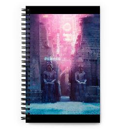"""Notebook """"Oasis"""" by Dark-indigo"""