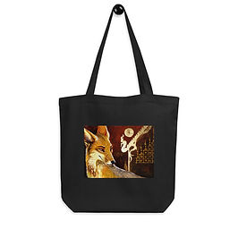 "Tote bag ""culpeo fox"" by ""Culpeo-Fox"""