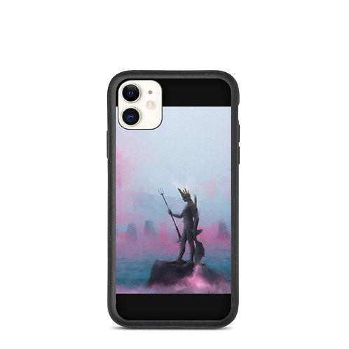 """iPhone case """"Fisherman"""" by Dark-indigo"""