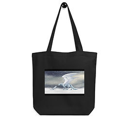 """Tote bag """"Frost"""" by Lizkay"""