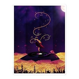 "Stickers ""Twilight Ballet"" by Saddielynn"