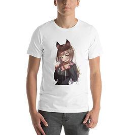 "T-Shirt ""Fox Girl"" by Pigliicorn"