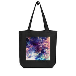 """Tote bag """"Eagle and the Space Carp"""" by Solar-sea"""