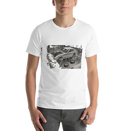 """T-Shirt """"Garage"""" by Ccayco"""