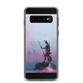 """Samsung Case """"Fisherman"""" by Dark-indigo"""