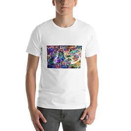 """T-Shirt """"Plans of Creation"""" by Solar-sea"""