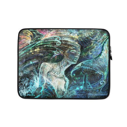 "Laptop sleeve ""Sea Spiritual"" by Solar-sea"