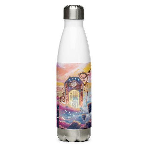 "Water Bottle ""The Gate of Resurrection"" by Ashnoalice"