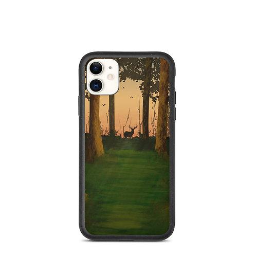 "iPhone case ""Hunter's Path"" by Saddielynn"
