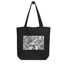 "Tote bag ""Rehab"" by Ccayco"
