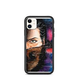 "iPhone case ""Deep"" by Bikangarts"