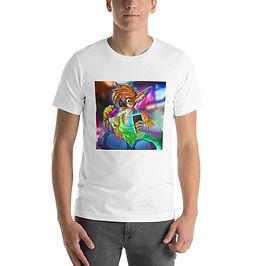 """T-Shirt """"Cyberpunk Gryph"""" by Lizkay"""