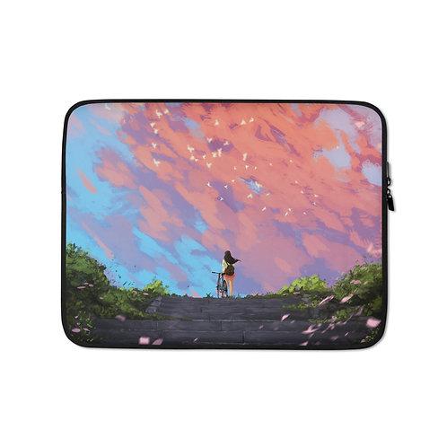 """Laptop sleeve """"Remember Chihiro"""" by Anatofinnstark"""