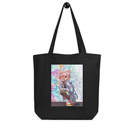 "Tote bag ""Kaleidoscope Girl"" by Pigliicorn"