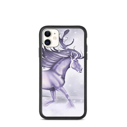 """iPhone case """"Arctic Ghost"""" by Astralseed"""
