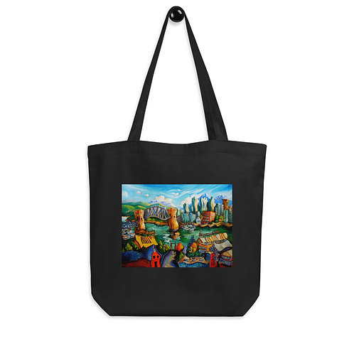 """Tote bag """"Granville Island"""" by """"LauraZee"""""""