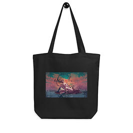"""Tote bag """"Dryad and Fairy"""" by """"DasGnomo"""""""