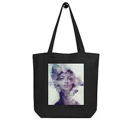 """Tote bag """"Adorn"""" by """"Escume"""""""