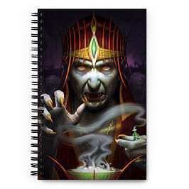 """Notebook """"Raising the Day"""" by JeffLeeJohnson"""