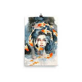 "Poster ""I Drew Kelogs"" by Bikangarts"