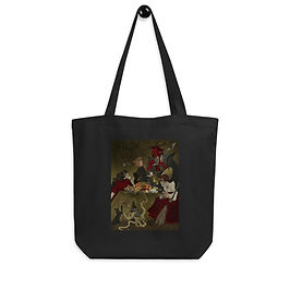 """Tote bag """"Bewitching Banquet"""" by """"AbigailLarson"""""""