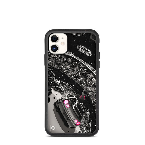 """iPhone case """"Skyline"""" by Ccayco"""