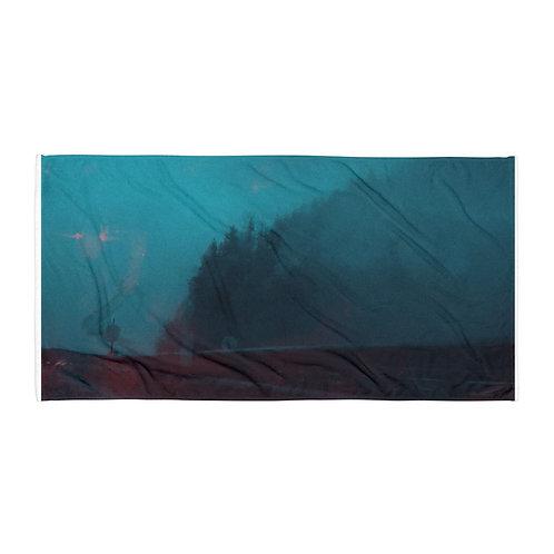 "Beach Towel ""Road"" by Dark-indigo"